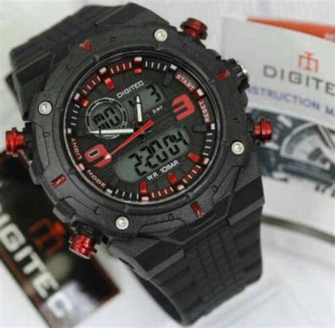 Digitec Dg 2023t List Orange jual jam tangan digitec dg 3013 original terbaru