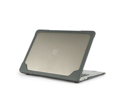 Max Cases Ap Es Mba 11 by Shell For 13 Quot Macbook Air Grey