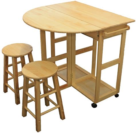 Breakfast Bar Table And Stools Maribelle Folding Table And Stool Set Kitchen Breakfast Bar Ebay
