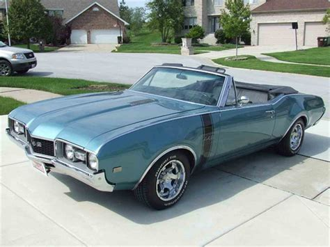 for sale 1968 oldsmobile 442 for sale classiccars cc 582760