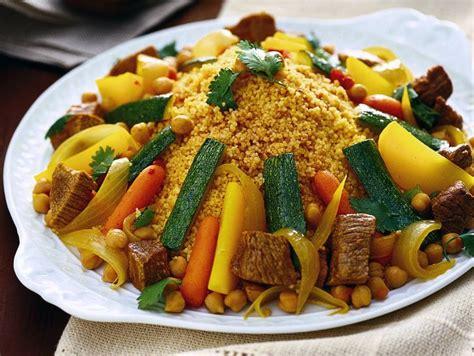 cucinare couscous ricetta gran cous cous con verdure e carne donna moderna