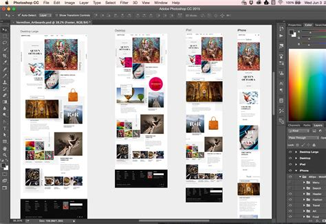 design application photoshop adobe releases major creative cloud update webdesigner depot