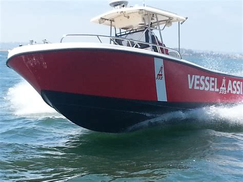 boat towing and salvage towboat us san diego - Boat Salvage San Diego