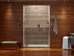 kohler choreograph shower collection creates functional  stylish shower space  press