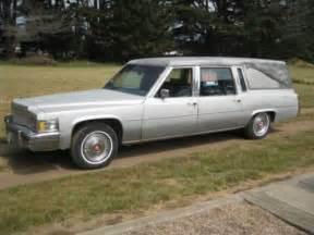 1979 Cadillac Hearse Find Used 1979 Cadillac Hearse Regal Fleetwood Supreme In