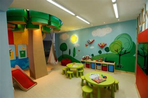 Play School Interior Design Ideas by Como Decorar Uma Sala De Aula Infantil Saiba Mais Playgrama