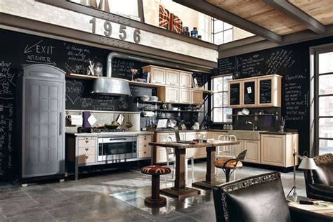 kitchen design ideas retro kitchen house interior cucine dallo stile industriale funzionali e di tendenza
