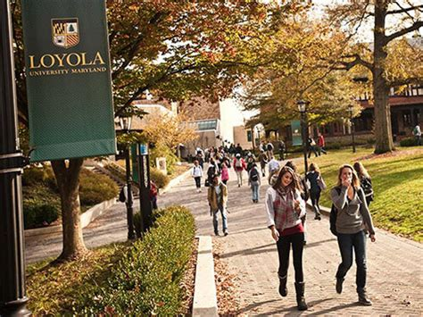 Mba Umd Tuition by Loyola Maryland Best Counseling Degrees