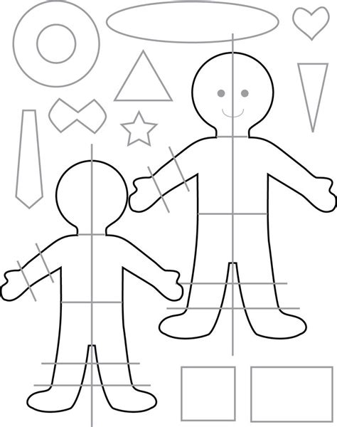 pattern paper doll 1000 images about flannel board on pinterest flannel