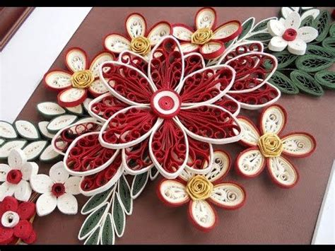 Quilling Tutorial Malaysian Rose Flower | 21 best images about quilling tutorials on pinterest