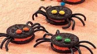 Valentine Brunch Decorating Ideas Spooky Spider Cookies Recipe From Betty Crocker