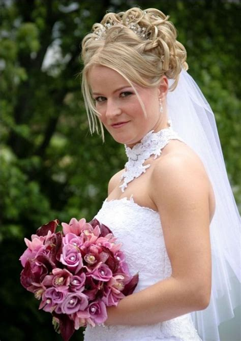Black Wedding Hairstyles With Veil by 57 Gorgeous Wedding Hairstyles With Veil Magment