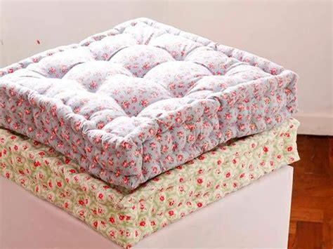 almofada futon 60x60 t 233 cnica f 225 cil para fazer almofadas futon n 227 o requer