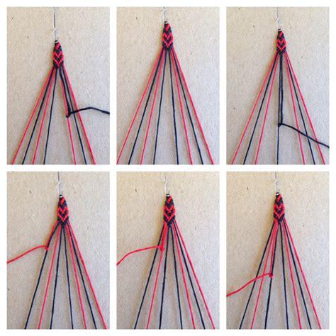 How To Do String - diy friendship bracelet