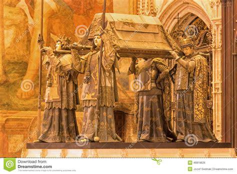 sevilla het graf christopher columbus door arturo