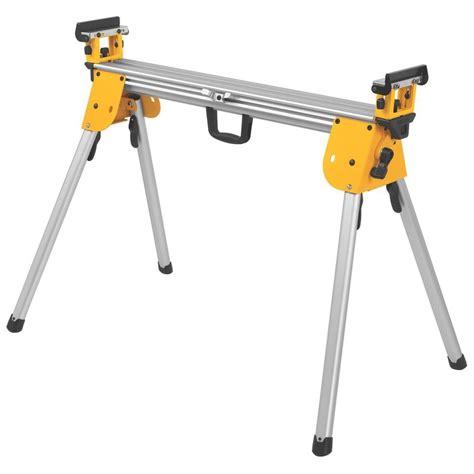 dewalt saw bench dewalt dwx724 compact miter saw stand lowe s canada