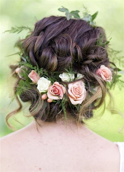 Wedding Hairstyles For The Flower by 974 Best Wedding Hairstyles Images On Bridal