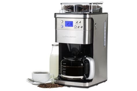 Grinder And Coffee Maker Buy Filter Coffee Machines Andrew James