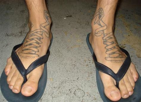 men ankle tattoos ideas cool ankle tattoo designs for men