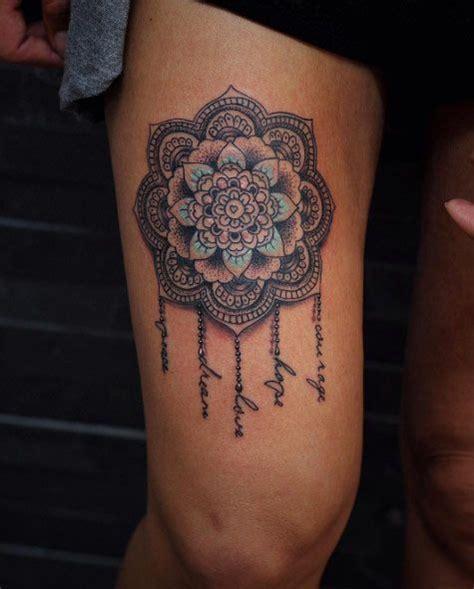 mandala tattoo origin 60 gorgeous mandala tattoos you ll wish were yours