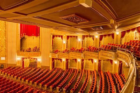 orpheum theatre and stage orpheum theatre