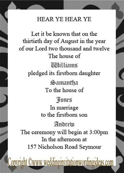Wedding Announcement Search by Wedding Invitations Wording Search
