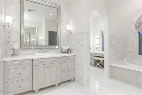 master bath in white traditional traditional master bathroom in paradise valley az