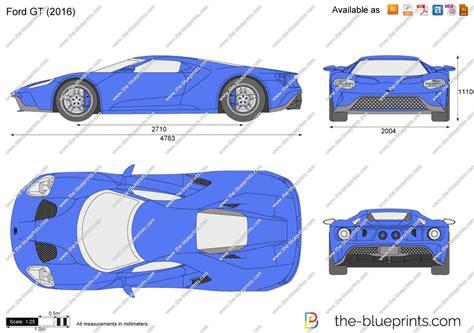 the blueprints com blueprints gt cars gt racing classics gt era type b the blueprints com vector drawing ford gt