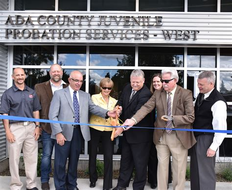 Franklin County Juvenile Court Records Ada County Opens Juvenile Probation Services West In Meridian Idaho Business Review