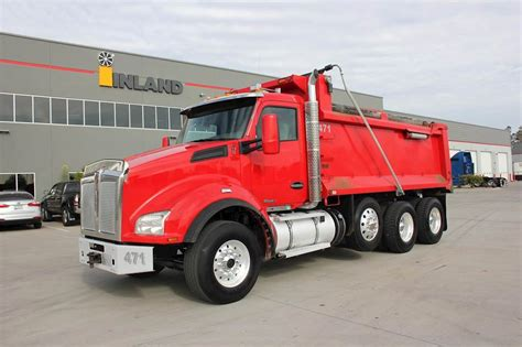 2014 kenworth truck 2014 kenworth t880 dump truck for sale 345 446