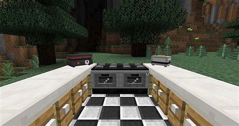 Kitchen Mod For Minecraft Pc The Kitchen Mod For Minecraft 1 7 10 Minecraftside