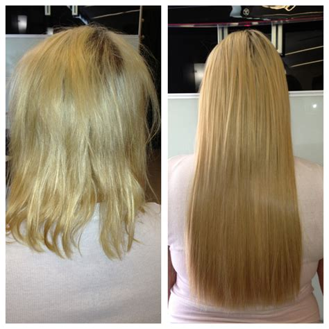 weave growth before after photos vitopini salon spa