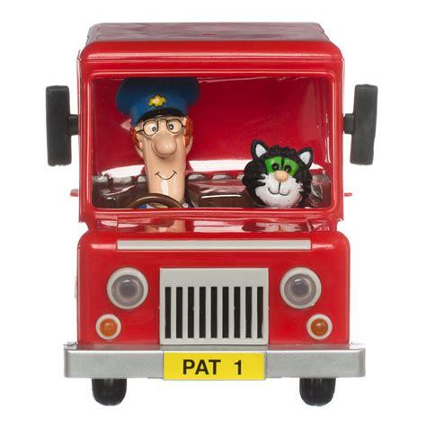 postman pat curtains b m postman pat friction van 2713283 b m