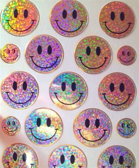 Iridescent Stickers