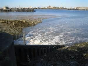 Thames River Sewage | river thames crossness sewage treatment 169 nigel cox