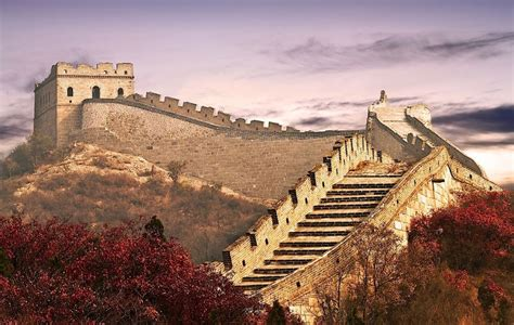 Modern Marvels Great Wall Of China by The Seven Wonders Of The Modern World