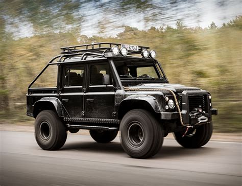 land rover spectre land rover defender tweaked spectre edition