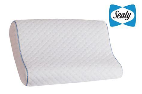 Sealy Memory Foam Pillow by Sealy Memory Foam Standard Contour Pillow