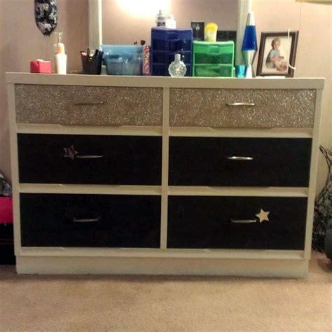 glitter dresser  drawer decorating  cut   creation  jamiwarrick