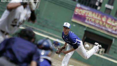 Topi Baseball Crooz uaap baseball ateneo blanks nu to win chionship