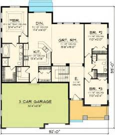 house plans under 2000 square feet bonus room plan 89846ah craftsman ranch home plan house plans
