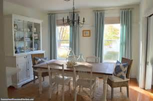 Coastal Dining Room Ideas Coastal Inspired Dining Room Style Dining Room Boston By Summerland Homes Gardens