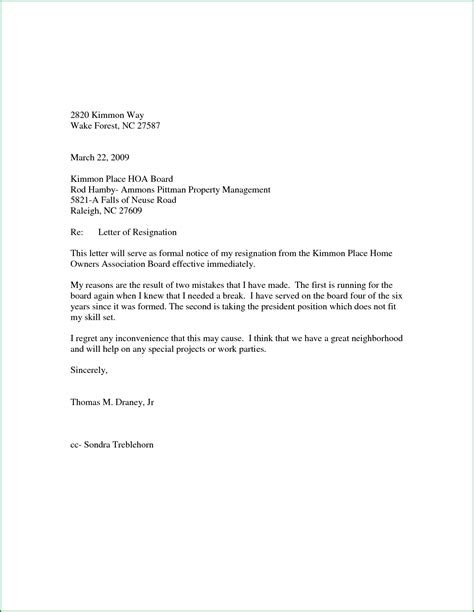 Committee Resignation Letter Sle by Sle Resignation Acceptance Letter Resign Application From Jobver Letter Resignation Format