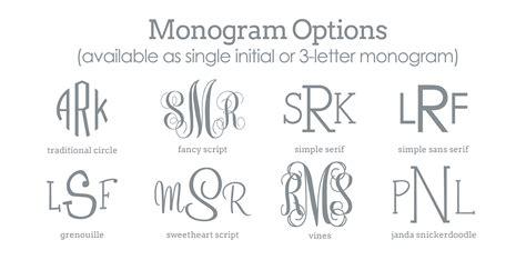 5 Best Images of Free Printable Monogram Letter Templates   Free Printable Monogram Letters
