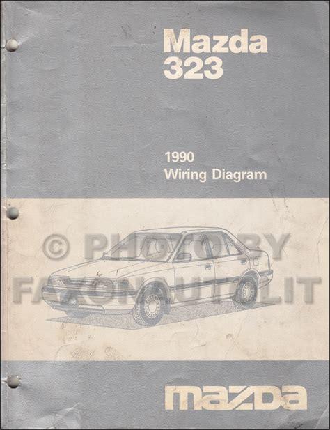1990 mazda 323 wiring diagram efcaviation
