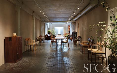 design center sf conde house debuts a new showroom at the san francisco