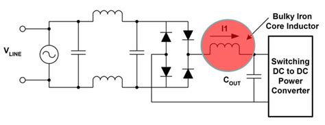 passive pfc inductor calculation power factor correction ic pfc controller overview ti