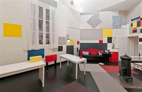 Studio Apartment Plans joan mir 243 s art studio comes to london the spaces