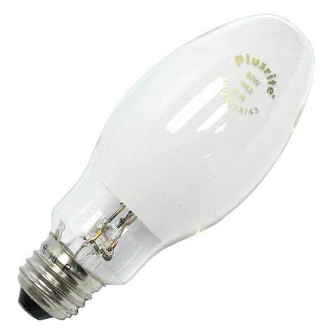 Mercury In Light Bulbs by Plusrite 02311 Mv80 Dx Ed17 2311 Mercury Vapor Light Bulb Elightbulbs