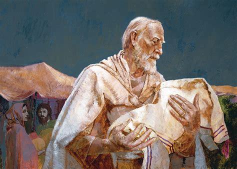 abraham isaac and his son abraham ensign